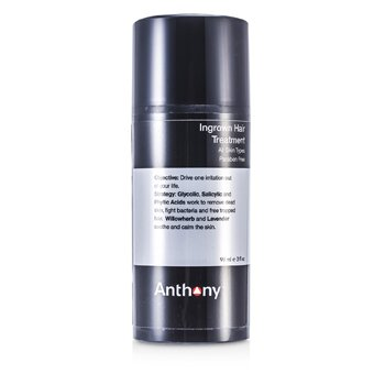 Anthony Logistics For Men Tratamiento de Vellos Encarnados  90ml/3oz