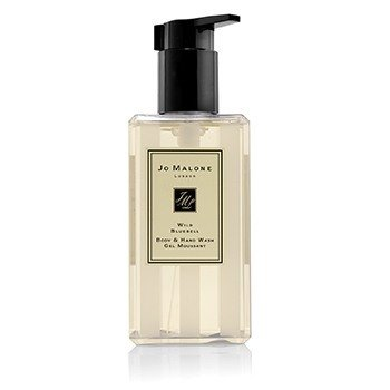 Jo Malone Wild Bluebell Body & Hand Wash (With Pump) 250ml/8.5oz