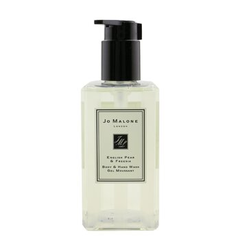 Jo MaloneEnglish Pear & Freesia Body & Hand Wash (With Pump) 250ml/8.5oz
