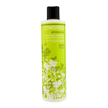 Cowshed Grumpy Cow Volumising Conditioner 300ml/10.15oz