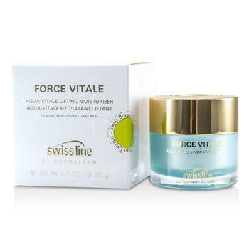 Swissline Force Vitale Aqua-Vitale Lifting Moisturizer  50ml/1.7oz