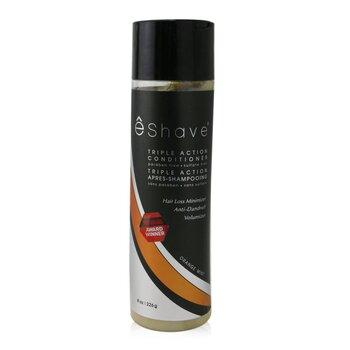 EShaveAcondicionador Triple Acci�n - Orange Mint 226g/8oz
