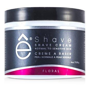 EShaveShave Cream - Floral 120g/4oz