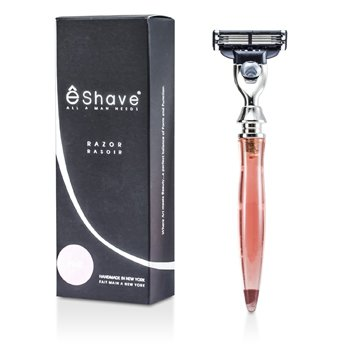 EShave 3 Blade Razor – Pink 1pc