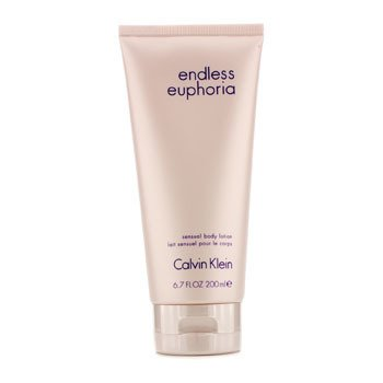 Calvin Klein Endless Euphoria Sensual Body Lotion (Losyen Badan)  200ml/6.7oz