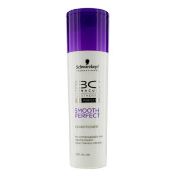 SchwarzkopfBC Smooth Perfect Acondicionador (Para Cabello Inmanejable) 200ml/6.7oz