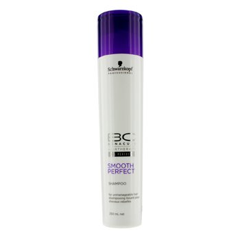 SchwarzkopfBC Smooth Perfect Shampoo (For Unmanageable Hair) 250ml/8.4oz