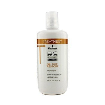 SchwarzkopfBC Time Restore Q10 Plus Treatment - For Mature and Fragile Hair (New Packaging) 750ml/25.5oz