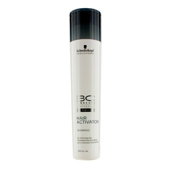 Schwarzkopf BC Hair Activator Shampoo (For Thinning Hair)  250ml/8.4oz