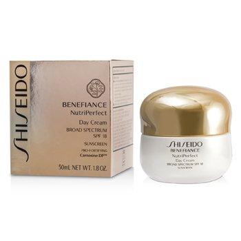 Shiseido Benefiance NutriPerfect ������� ���� SPF18 50ml/1.8oz