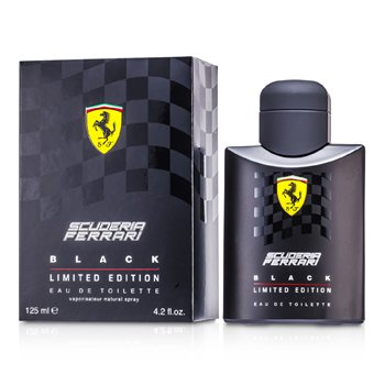FerrariFerrari Scuderia Black Eau De Toilette Spray (Edici�n Limitada) 125ml/4.2oz