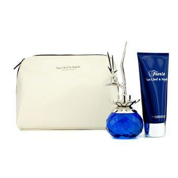Van Cleef & ArpelsFeerie Coffret: Eau De Parfum Spray 50ml/1.7oz + Body Lotion 100ml/3.3oz + Pouch 2pcs+1pouch