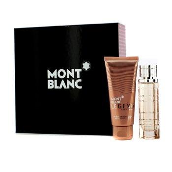 Mont Blanc Legend Pour Femme Coffret: Eau De Parfum Spray 50ml/1.7oz + Body Lotion 100ml/3.3oz 2pcs