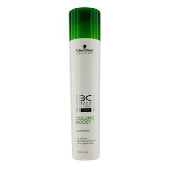 SchwarzkopfBC Volume Boost Shampoo - For Fine Hair (New Packaging) 250ml/8.4oz