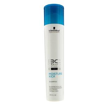 Schwarzkopf BC Moisture Kick Shampoo - For Normal to Dry Hair (New Packaging)  250ml/8.4oz