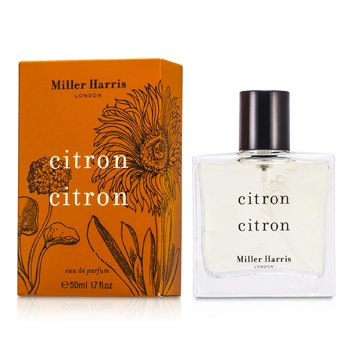 Miller HarrisCitron Citron Eau De Parfum Spray (New Packaging) 50ml/1.7oz