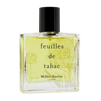 Miller HarrisFeuilles De Tabac Eau De Parfum Spray (New Packaging) 50ml/1.7oz