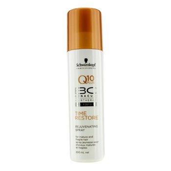 Schwarzkopf BC Time Restore Q10 Plus Rejuvenating Spray (For Mature and Fragile Hair)  200ml/6.7oz
