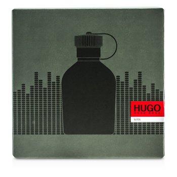 Hugo Boss Hugo Coffret: Eau De Toilette Spray 125ml/4.2oz + Portable Specker  2pcs