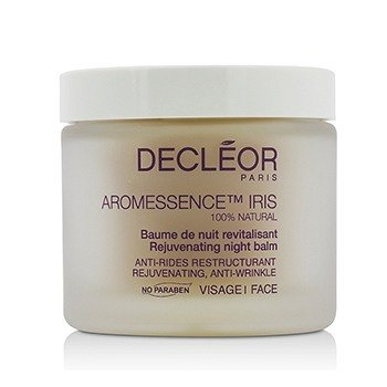 Decleor Aroma Night Iris Rejuvenating Night Balm (Salon Size) 100ml/3.3oz