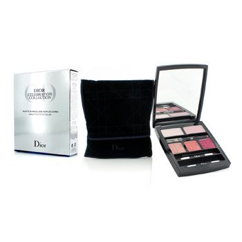 Christian DiorDior Celebration Collection Makeup Palette For The Lips: 1x Lip Balm, 1x Lip Plumper, 3x Lipstick...