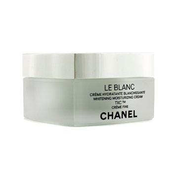 ChanelLe Blanc Crema Hidratante Blanqueadora TXC Creme Fine 50ml/1.7oz