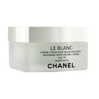 ChanelLe Blanc Crema Crema Hidratante Blanqueadora TXC Creme Riche 50ml/1.7oz