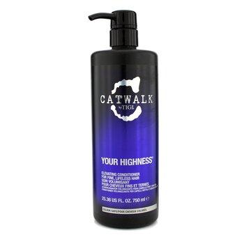 Tigi Catwalk Your Highness Elevating Conditioner (For Fine, Lifeless Hair)  750ml/25.36oz
