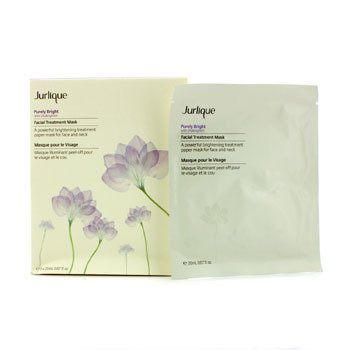 JurliquePurely Bright Facial Treatment Mask (Box Slightly Damaged) 5x20ml/0.67oz
