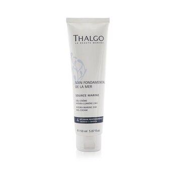 ThalgoSource Marine Hydra-Marine 24H Gel-Cream (Salon Size) 150ml/5.07oz