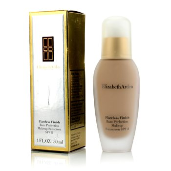 Elizabeth Arden Flawless Finish Bare Perfection MakeUp SPF8 - # 23 Cream (Box Slightly Damaged) 30ml/1oz