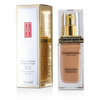 Elizabeth Arden Flawless Finish Perfectly Nude Makeup SPF 15 - # 10 Tawny 30ml/1oz