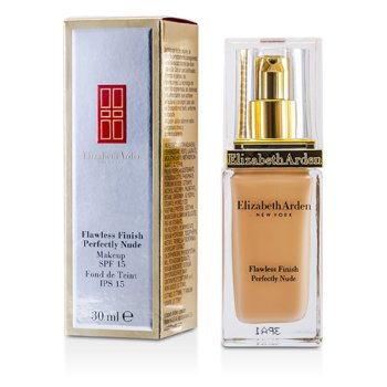 Elizabeth Arden Maquillaje Perfectamente Desnudo Acabado Perfecto SPF 15 - # 12 Amber  30ml/1oz