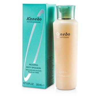 KaneboRelaxing Body Emulsion 200ml/6.8oz