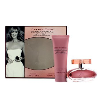 Celine DionSensational Luxe Blossom Coffret: Eau De Parfum Spray 30ml/1oz + Loci�n Corporal Lujosa 75ml/2.5oz 2pcs