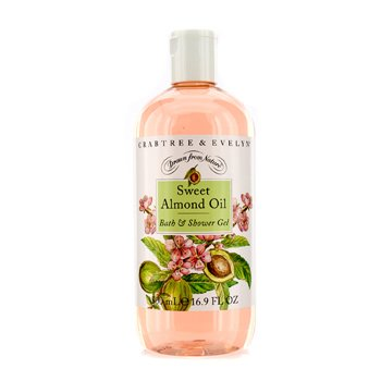Crabtree & EvelynSweet Almond Oil Gel de Ba�o & Ducha 500ml/16.9oz