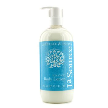Crabtree & EvelynLa Source Relaxing Body Lotion 500ml/16.9oz