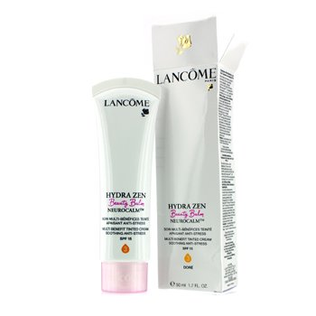 LancomeHydra Zen Neurocalm (B�lsamo de Belleza) Crema con Tinte Calmante Anti Estr�s Multi Beneficio SPF 15 - # 3 Dore (Caja Ligeramente Da�ada) 50ml/1.7oz