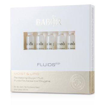 Babor Fluids FP Revitalizing Oxygen Fluid (Moist & Lipid  For Dry Skin) 7x2ml/0.07oz