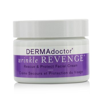 Купить Wrinkle Revenge Восстанавливающий и Защитный Крем для Лица 50ml/1.7oz, DERMAdoctor