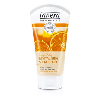 LaveraOrange Feeling Gel de Ducha Revitalizante 150ml/5oz