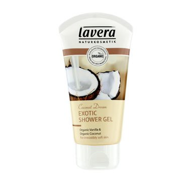 LaveraCoconut Dream Exotic Shower Gel 150ml/5oz
