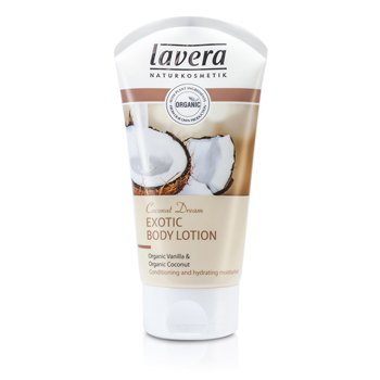 LaveraCoconut Dream Exotic Body Lotion 150ml/5oz
