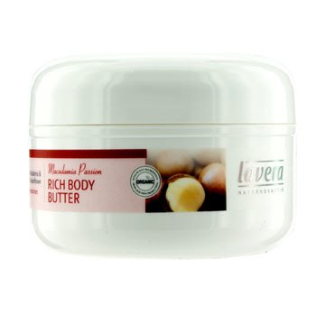 LaveraMacadamia Passion Rich Body Butter 150ml/5oz
