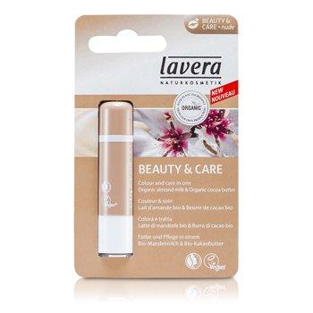 Lavera Lip Balm - Beauty & Care Nude  4.5g/0.15oz
