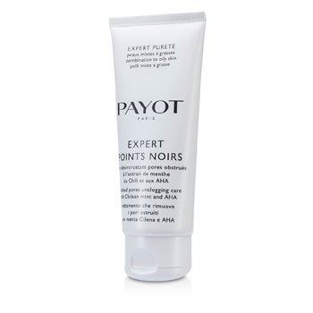 Payot Expert Purete Expert Points Noirs - Blocked Pores Unclogging Care - For Combination To Oily Sk