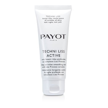 PayotTechni Liss Active - Deep Wrinkles Smoothing Care (Salon Size) 100ml/3.3oz