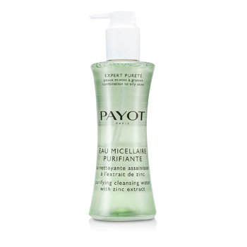 Payot Expert Purete Eau Micellaire Purifiante - Purifying Cleansing Water (For Combination To Oily Skins)  200ml/6.7oz