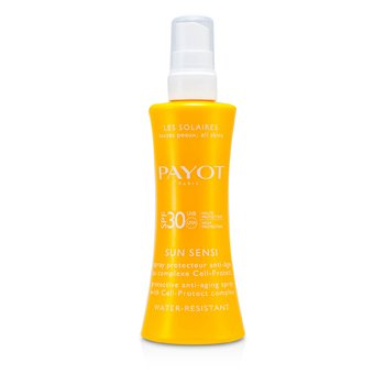Payot Les Solaires Sun Sensi - Protective Anti-Aging Spray For Body (Water Resis skincare