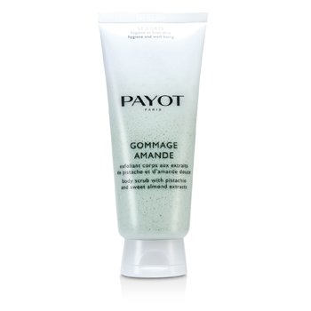 PayotLe Corps Gommage Amande - Body Scrub With Pistachio & Sweet Almond Extracts 200ml/6.7oz